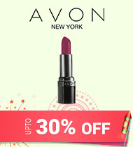 Get Online Offers on Avon Products Upto 30% off