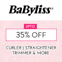 Get Online Offers on BaByliss Products Up to 35% off