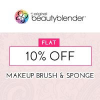 Get Online Offers on Beautyblender Products Flat 10%