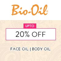 Get Online Offers on Bio Oil Products Upto 20% off