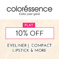 Get Online Offers on Coloressence Products Flat 10% Off