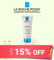 Get Online Offers on La Roche-Posay Products upto 15% off