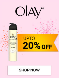 Get Online Offers on Olay Products Upto 20% off