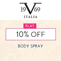 Get Online Offers on Versace 19.69 Products Flat 10%