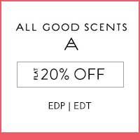 All Good Scents Flat 20% off