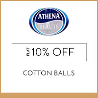 Athena Flat 10% off