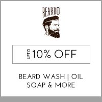 Beardo Up to 10% off