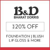 Bharat & Dorris Flat 20%