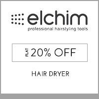 Elchim Flat 20% off