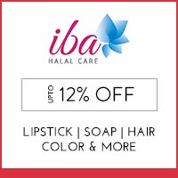 Iba Halal Care Upto 12% Off