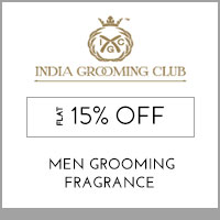 India Grooming Club Flat 15% off