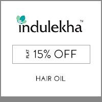 Indulekha Flat 15%