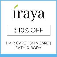 Iraya Flat 10% Off