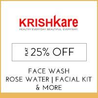 Krishkare Flat 25% off