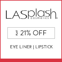 LASplash Flat 21% off