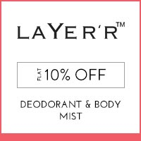 Layer'r Flat 10% off