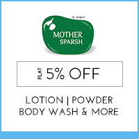 Mother Sparsh Flat 5% off