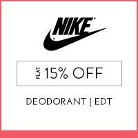 Nike Flat 15%