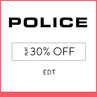 Police Flat 30% off (old discontinued brand)