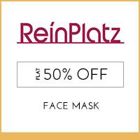ReinPlatz Flat 50% off