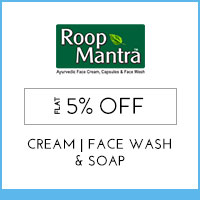 Roop Mantra Flat 5% off