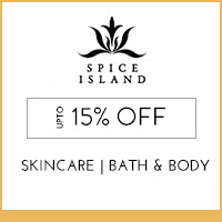 Spice Island Upto 15% off