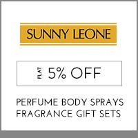 Sunny Leone Flat 5% off