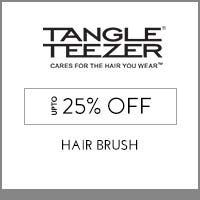 Tangle Teezer Upto 25% off