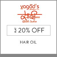 Vagad's Khadi Flat 20% off