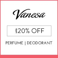 Vanesa Upto 20% off