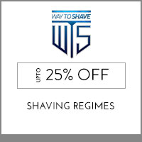 Waytoshave Up to 25% off