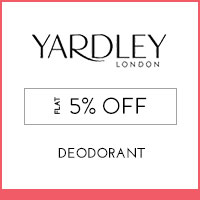 Yardley Flat 5% off