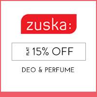 Zuska Flat 15% off