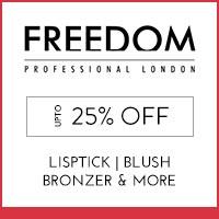 Freedom Upto 25%
