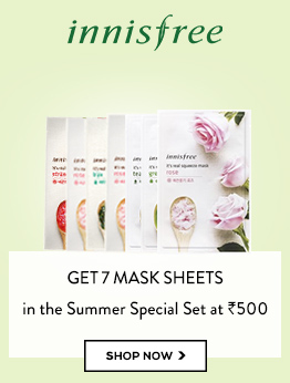 Innisfree Makeup Skin Fragrance Products – Online Shopping Offers