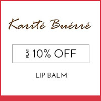 Get Online Offers on Karite Buerre Products Flat 10%