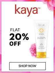 Kaya Flat 20% off