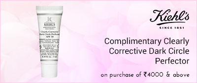 Kiehls Complimentary clearly corrective dark circle perfector