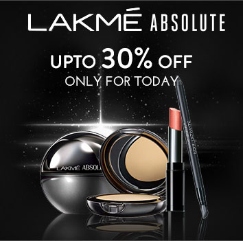 Get Online Offers on Lakme absolute Products Upto 30% off