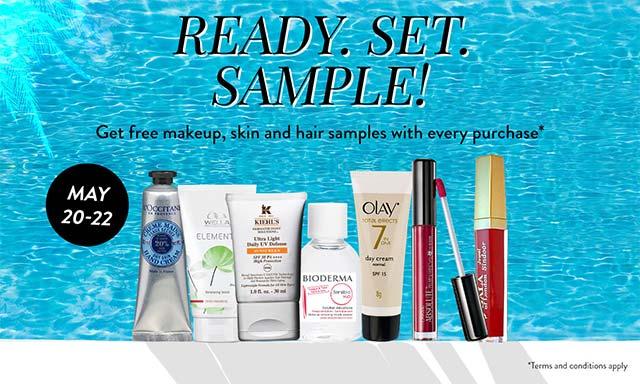 Free beauty samples | Nykaa