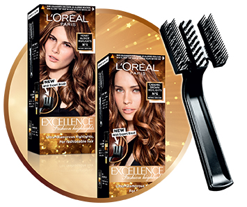 Loreal paris loreal new nykaa buy loreal paris excellence shop more loreal paris products here you can browse through the complete world of loreal paris excellence solutioingenieria Image collections