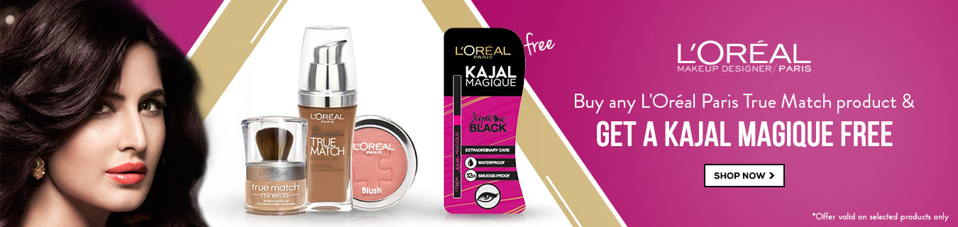 Nykaa Personal Care Loreal Kajal Maybelline Coupons Promo Codes Cashback offers