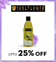 Soulflower Flat 25% Off