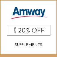 Amway Upto 20% off