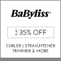 BaByliss Flat 35% off
