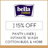 Bella Flat 15% off