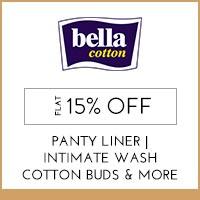 Bella Flat 15% off