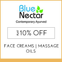 Blue Nectar Flat 10% off