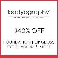 Bodyograpy Flat 40%