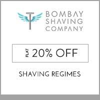 Bombay Shaving Company Flat 20% off